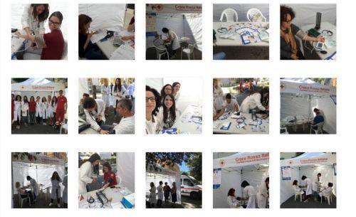 XIII Giornata Mondiale contro l'Ipertensione Arteriosa - le foto