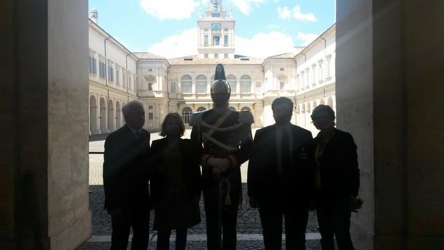 GMI 2014. Quirinale