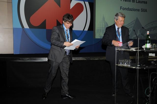 Foto 1. Premi di Laurea 2012