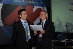 Foto 2. Premi di Laurea 2012