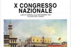 X Congresso Nazionale SIIA