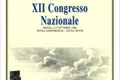 XII Congresso Nazionale SIIA