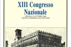 XIII Congresso Nazionale SIIA