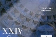 XXIV Congresso Nazionale SIIA