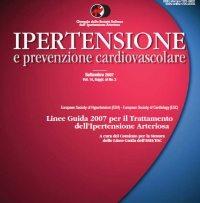 Linee guida ESH-ESC. Trattamento dell'ipertensione arteriosa