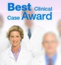 Best Clinical Case Award. 2010
