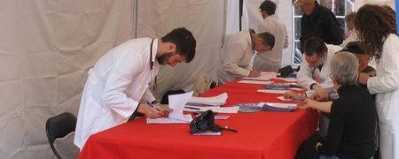 Giornata Mondiale contro l'Ipertensione 2012: photogallery