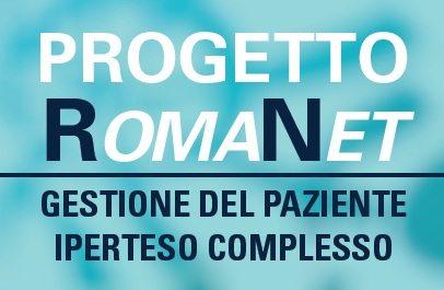 Progetto ROMANET: Gestione del paziente iperteso complesso