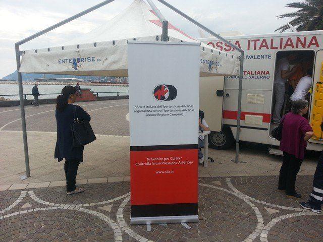 Photogallery: IX Giornata Mondiale contro l'Ipertensione Arteriosa