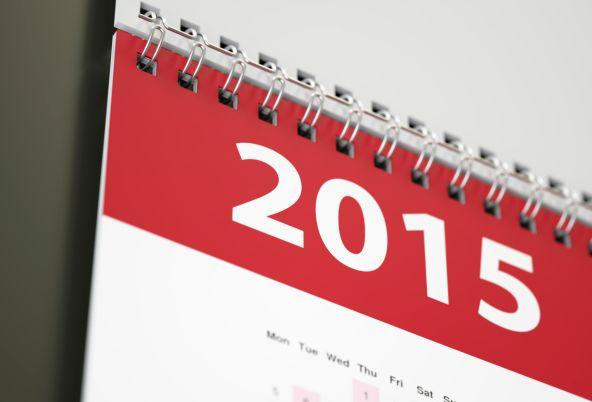 Calendario eventi ECM SIIA II semestre 2015