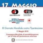 Giornata Mondiale contro ipertensione