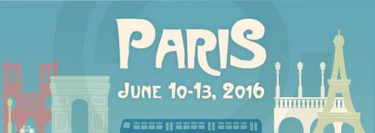 ESH 2016, Parigi 10-13 giugno 2016