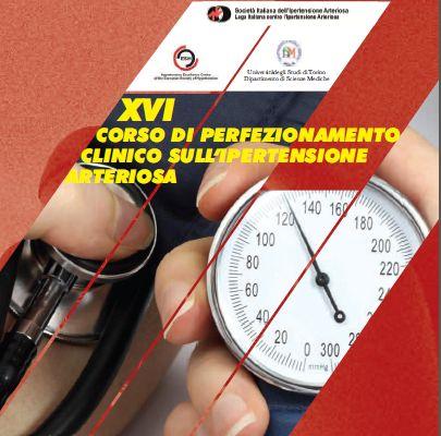 XVI Corso di Perfezionamento Clinico sull'Ipertensione Arteriosa