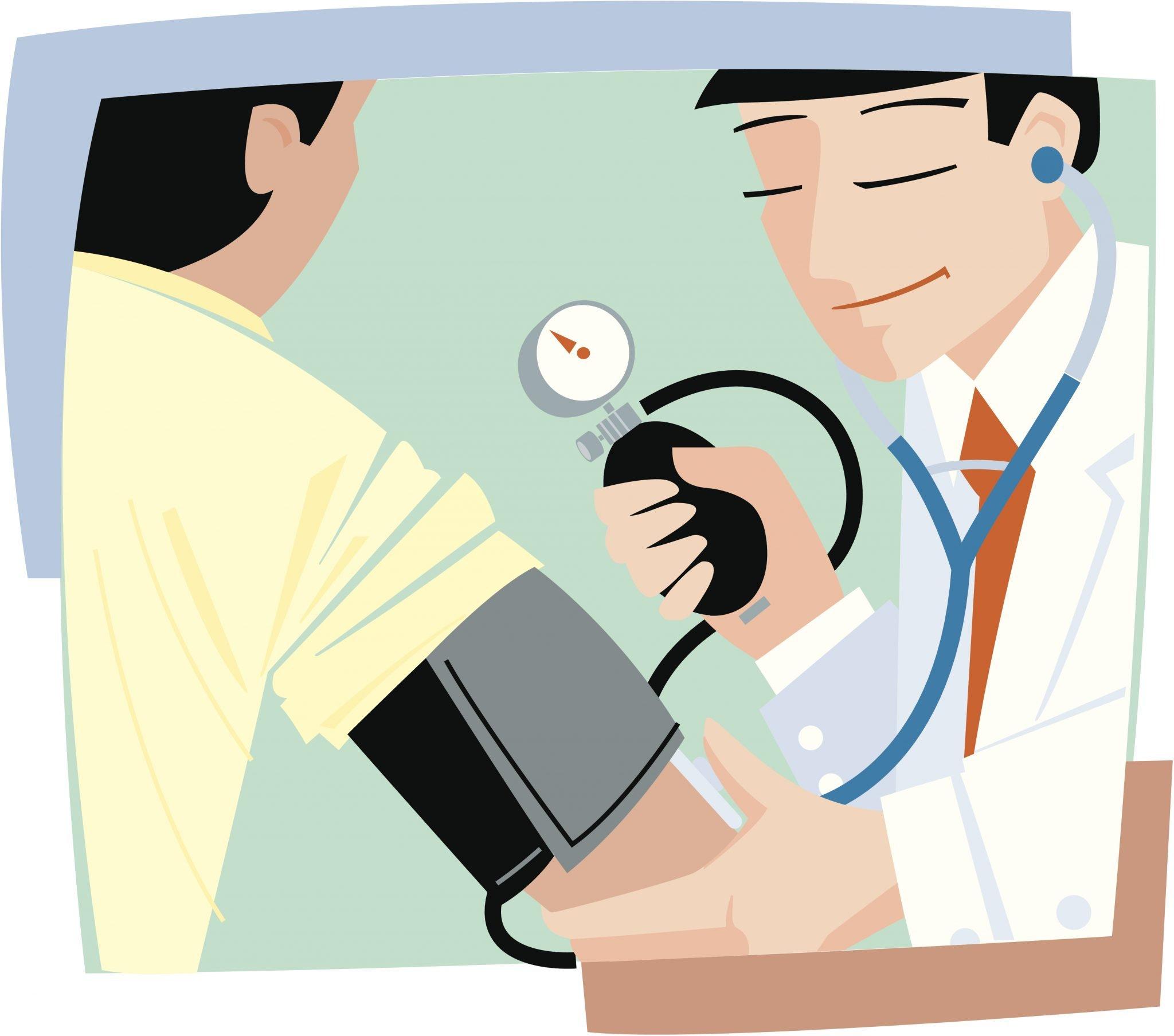 Ipertensione da camice bianco e danno d'organo