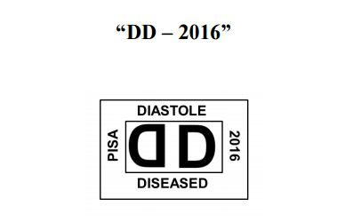 Diastole Diseased 2016 call for abstract