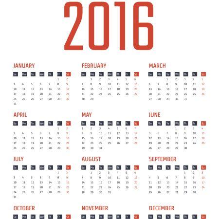 Calendario eventi ECM SIIA 2016