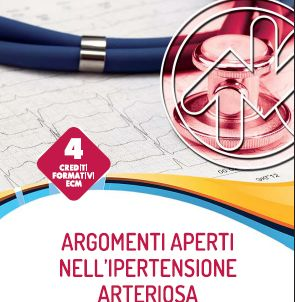 Argomenti aperti nell'ipertensione arteriosa. Lecce, 21 maggio 2016