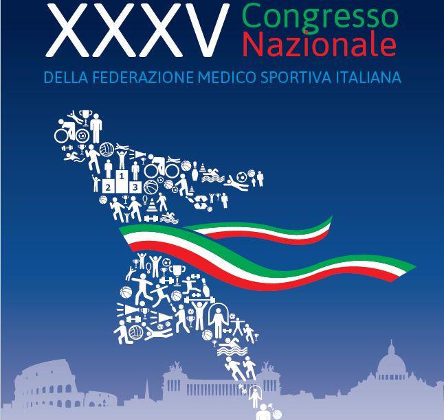 XXXV Congresso Nazionale della Federazione Medico Sportiva Italiana