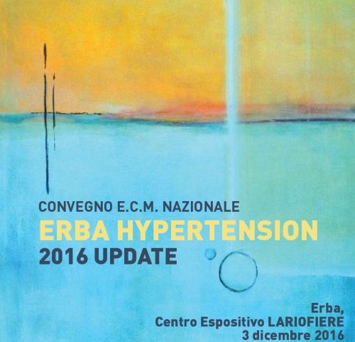ERBA HYPERTENSION 2016 UPDATE