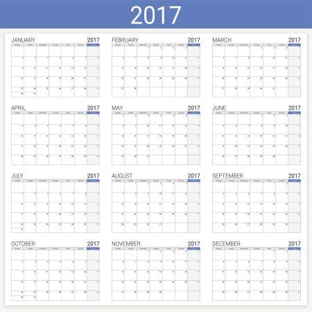 Calendario eventi ECM SIIA 2017