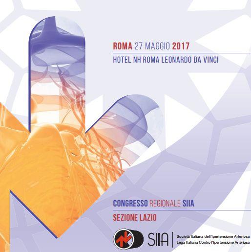 Congresso Regionale SIIA-Lazio. La gestione del paziente a rischio cardiovascolare: realtà e prospettive