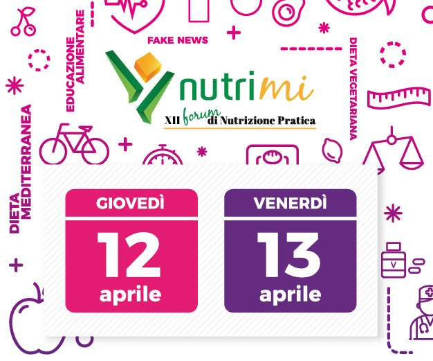 NutriMI 2018 – XII Forum di Nutrizione Pratica