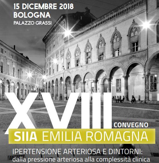 XVIII Convegno Regionale SIIA-Emilia Romagna – Ipertensione arteriosa e dintorni