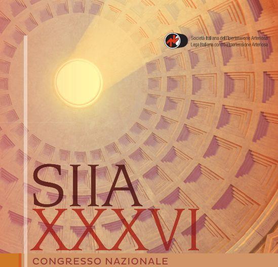 XXXVI Congresso Nazionale SIIA 2019