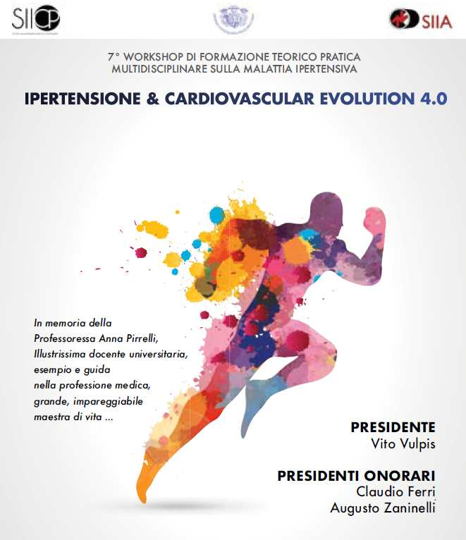 Ipertensione & Cardiovascular evolution 4.0