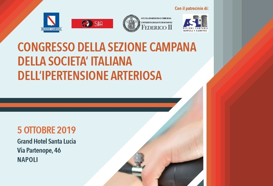 Congresso della sezione campana della Società Italiana dell'Ipertensione Arteriosa