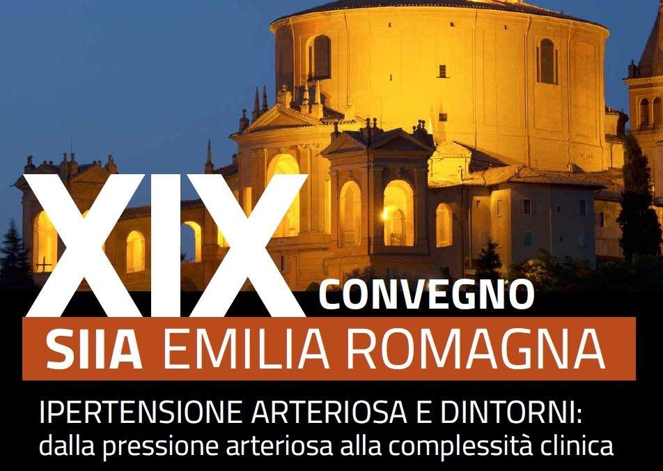XIX Convegno SIIA Emilia-Romagna
