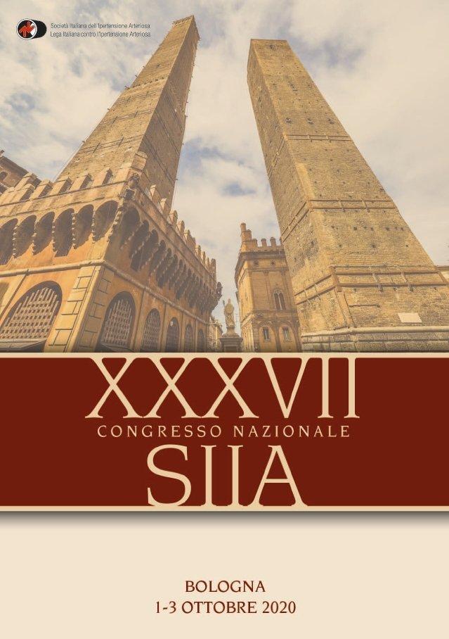 XXXVI Congresso Nazionale SIIA 2020