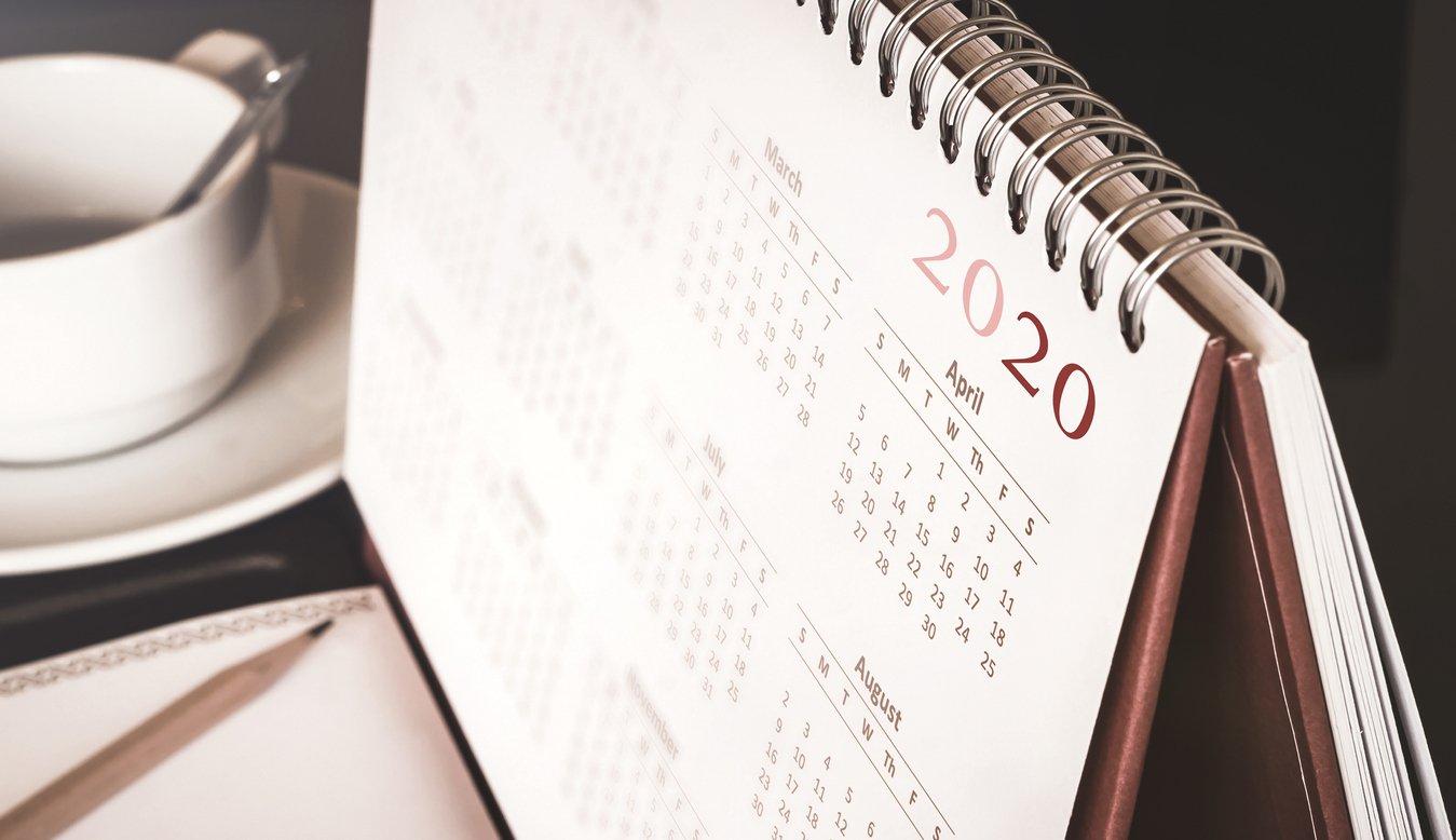 Calendario eventi ECM SIIA 2020