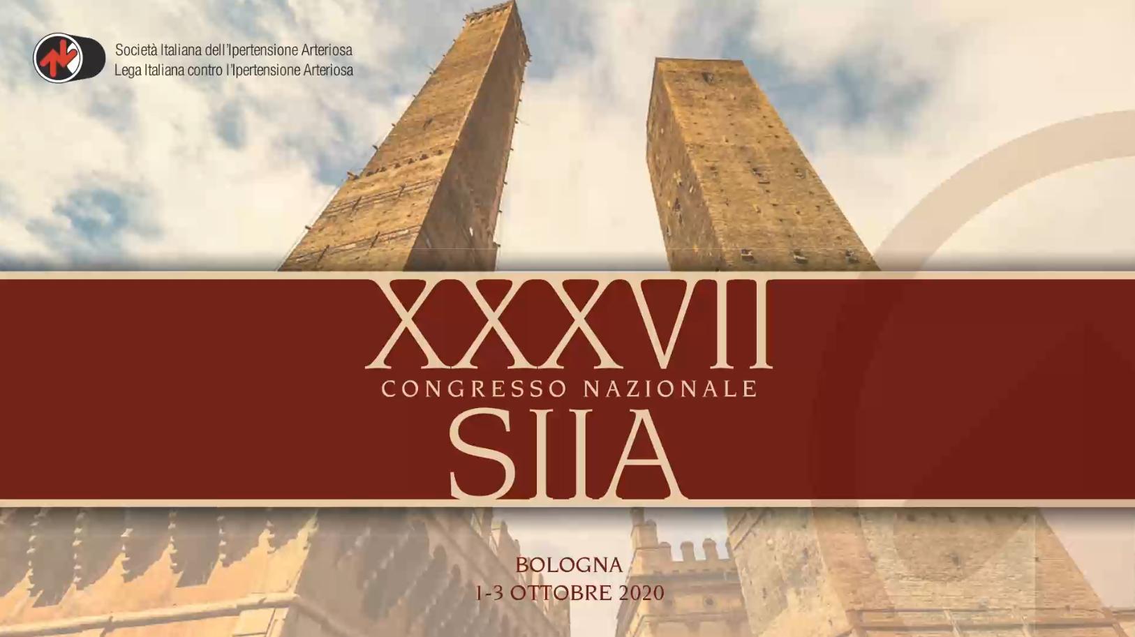 XXXVII Congresso SIIA – Digital Edition. Partecipa con noi!