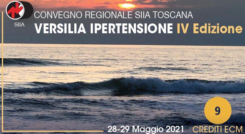 "Convegno Regionale SIIA Toscana ""Versilia Ipertensione – IV edizione"""