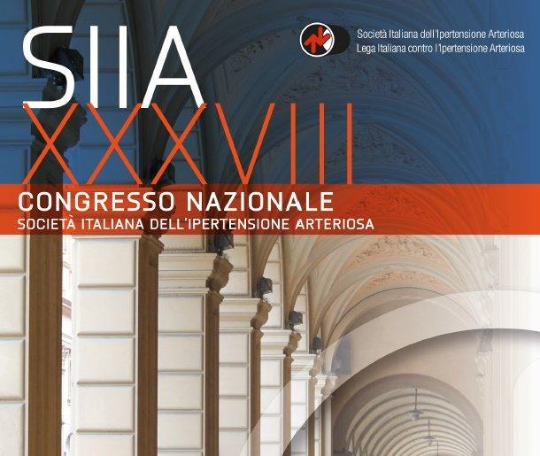 XXXVIII Congresso Nazionale SIIA 2021