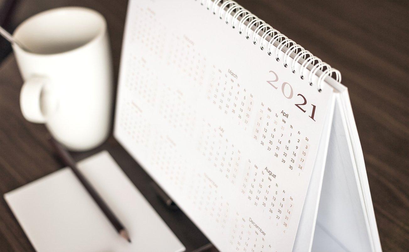 Calendario eventi ECM SIIA 2021