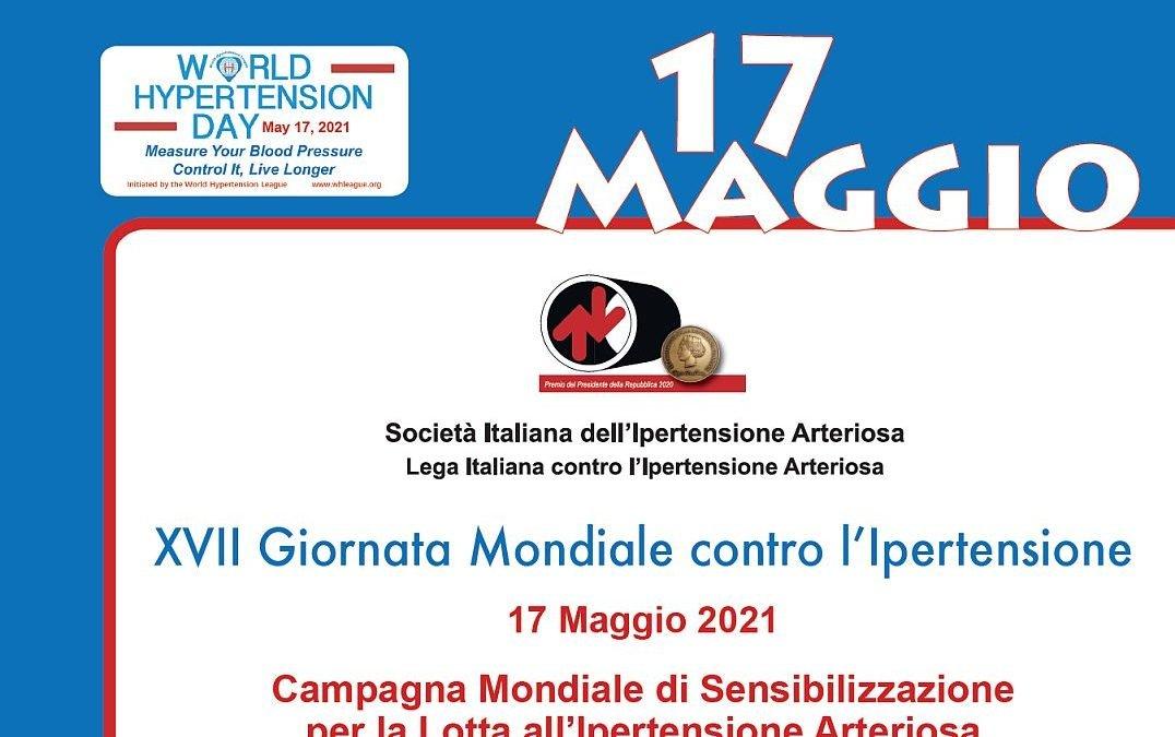 XVII Giornata Mondiale contro l'Ipertensione